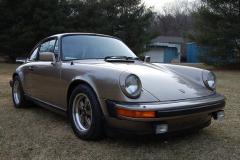 Porsche 911SC Weissach Coupe Platinum 1980