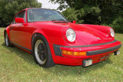 Porsche 911 SC Coupe Red 1983