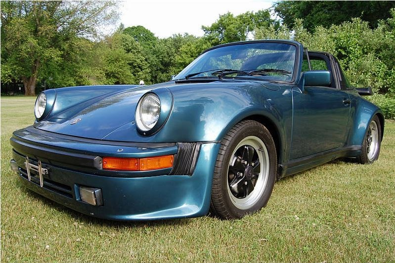 porsche 1983 911 sc targa turbo blue 117000 miles forza. Black Bedroom Furniture Sets. Home Design Ideas