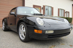 Porsche 993 C 4 Black 1996