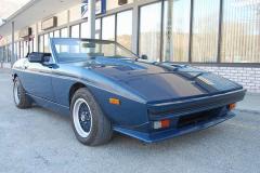 TVR 280i Blue 1985