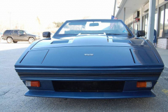 TVR 280i Blue 1985 Front View