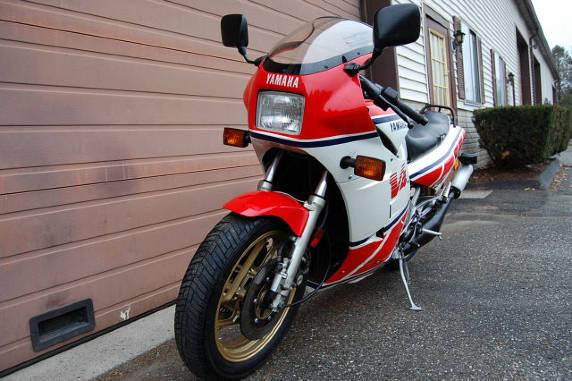 Yamaha 1985 RZ500 Red 31000 Kilometers - Forza
