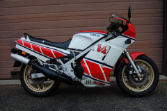 Yamaha RZ500 Red 1985